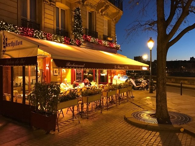 le restaurant de nuit